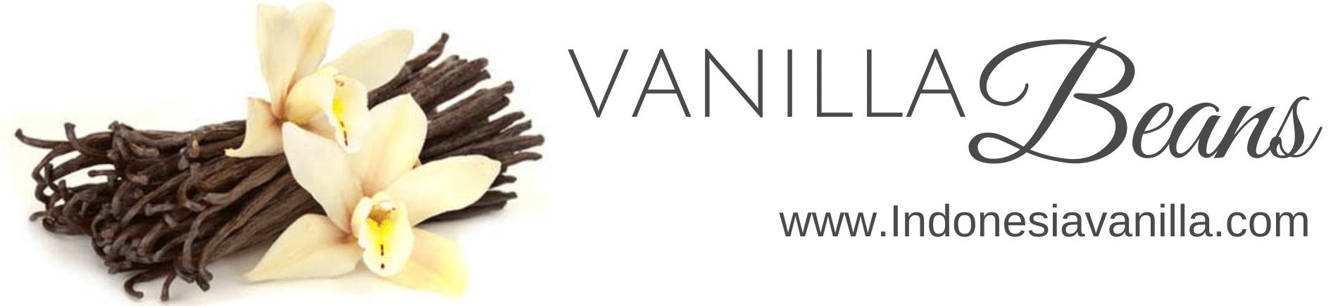 Vanilla Beans Supplier Indonesia